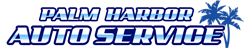 Palm Harbor Auto Logo